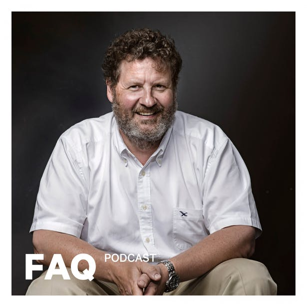Wie geht's? Der FAQ-Podcast gibt erste Einblicke in das Themenspektrum des FAQ 2021.
