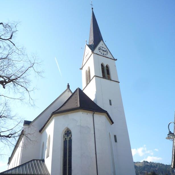 Kirche Egg